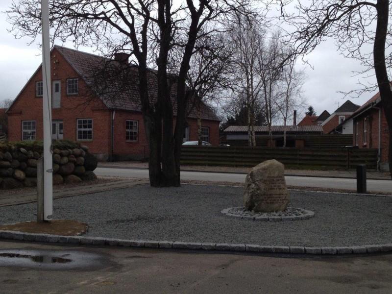 Byforskønnelse: Kirkepladsen