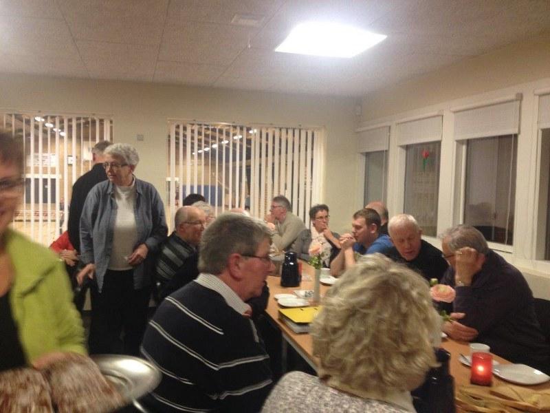 Fællesmøde mellem foreninger i Strellev og Lyne