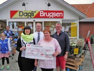 OWEN AWTEN @ Dagli'Brugsen Lyne