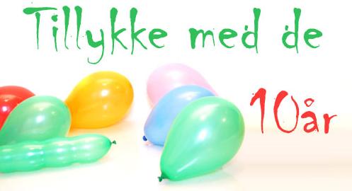 Lyne Friskole 10 år