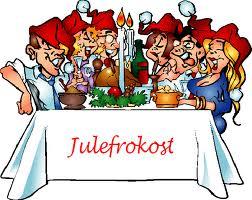 Julefrokost i Lyne Hallen @ Lyne Hallen