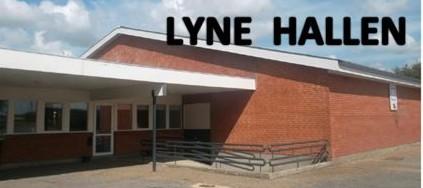 Generalforsamling i Lyne Hallen