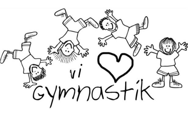 Gymnastikopvisning 2018
