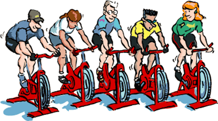 Indoor cycling 2015