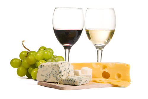 Ost og vin aften