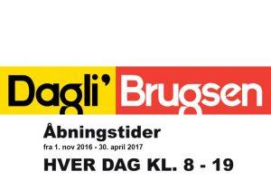 Smag på Brugsen @ Dagli'Brugsen i Lyne