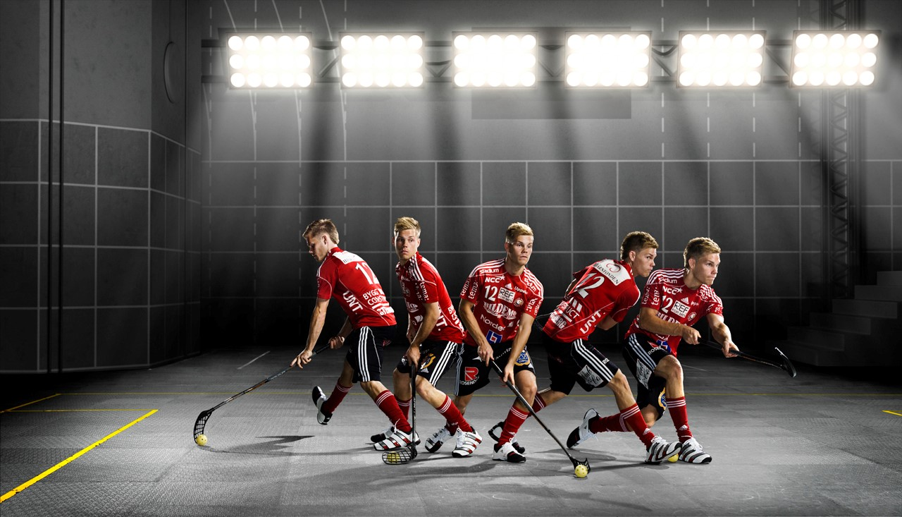 Floorball / indendørs hockey