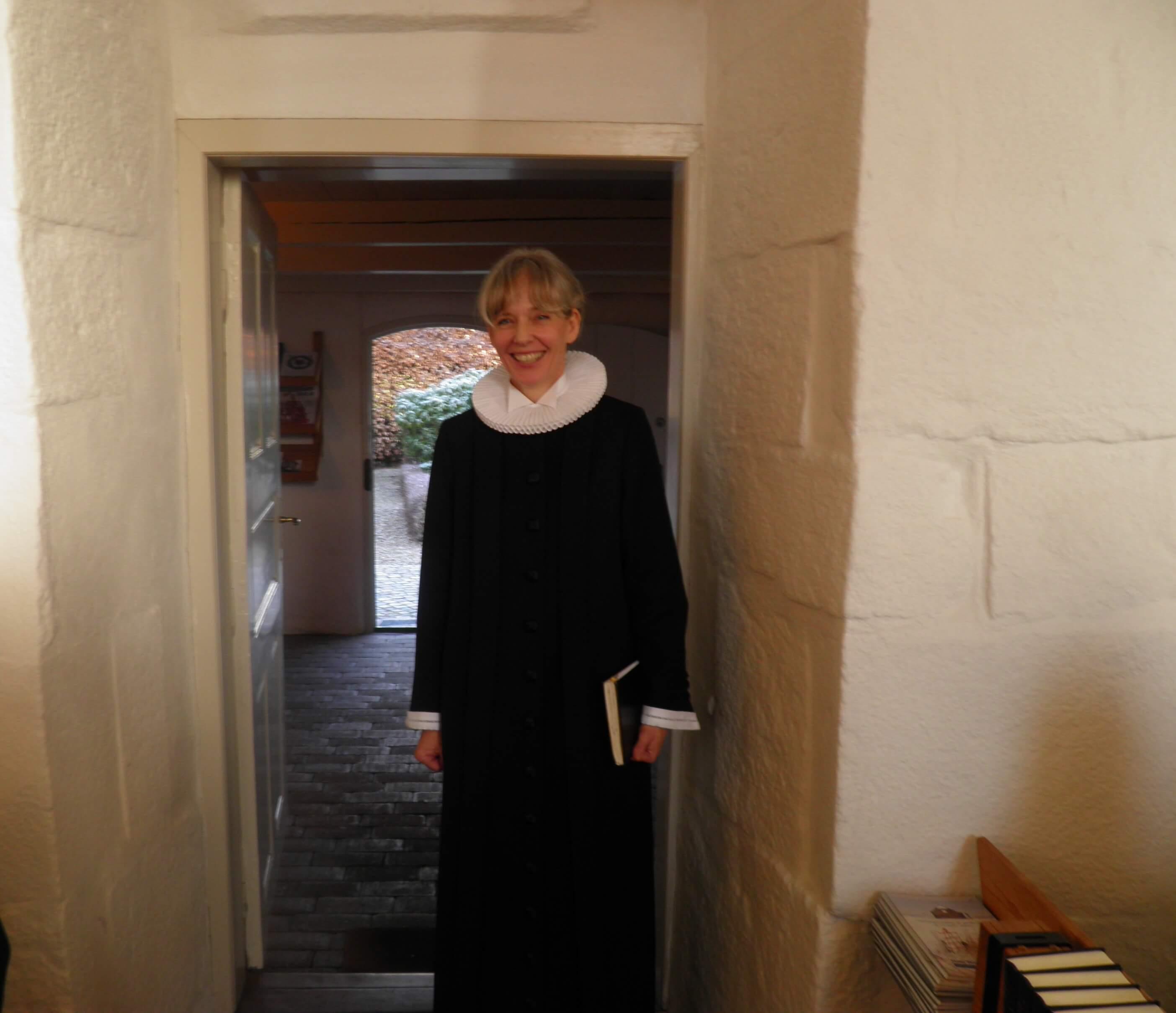 Præstevikar gudstjeneste