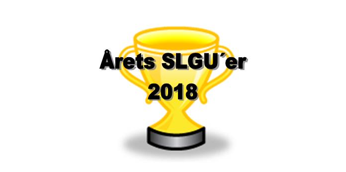 Årets SLGU'er 2018