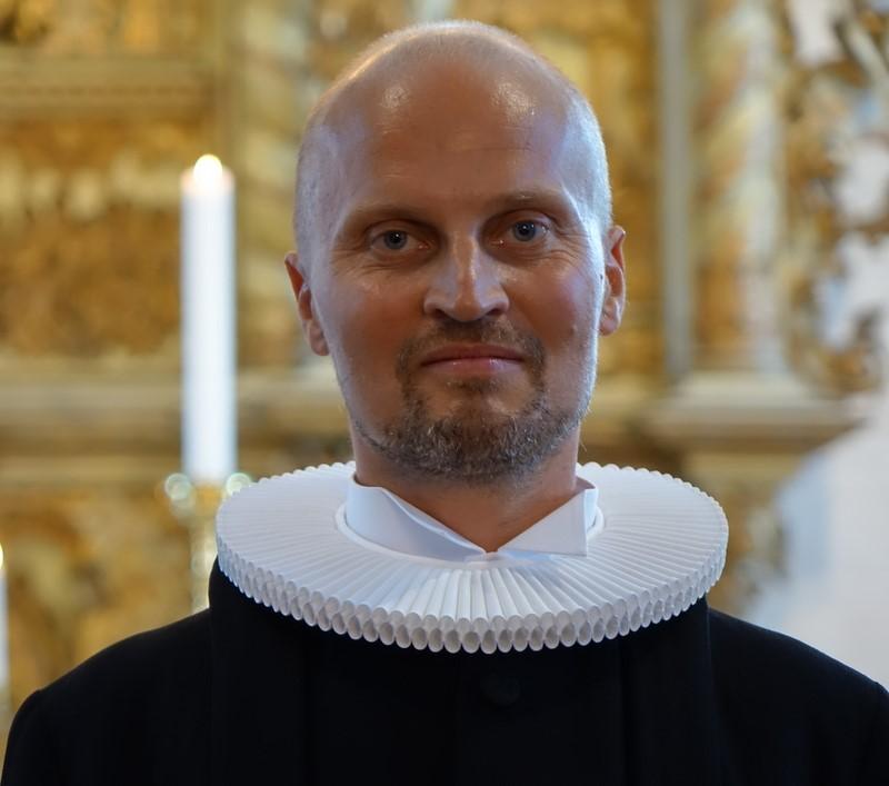 Ny præst i Lyne